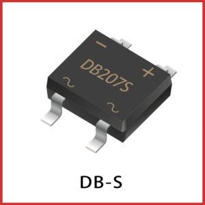 DBS Bridge Rectifiers