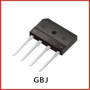 GBJ Bridge Rectifiers